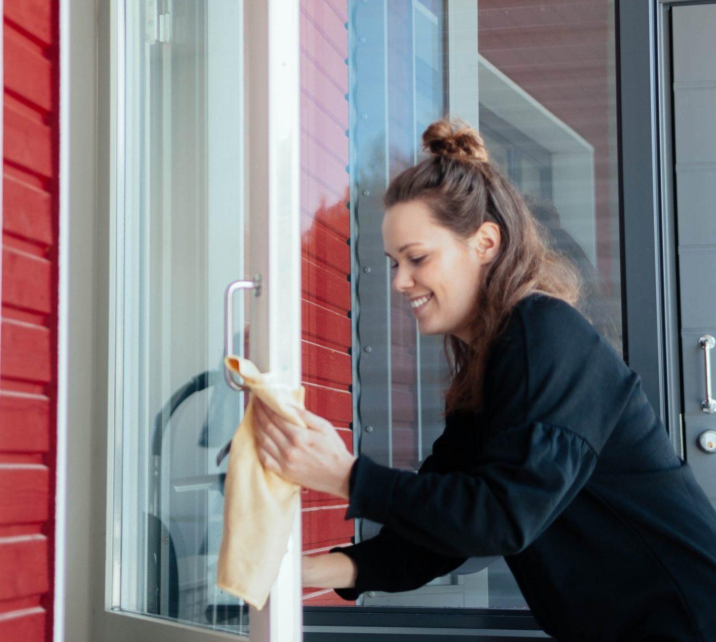 Ikkunanpesu, siivouspalvelu ja kotisiivous Oulusssa, Oulunsalossa ja Kempeleessä.